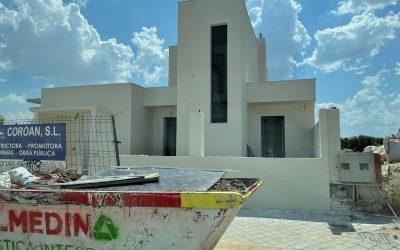 CONSTRUCCIÓN DE VIVIENDA UNIFAMILIAR EN EL MUNICIPIO DE VILLAVICIOSA DE ODON (MADRID)